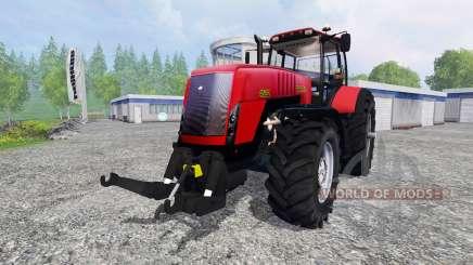 Belarus-4522 v1.4 for Farming Simulator 2015