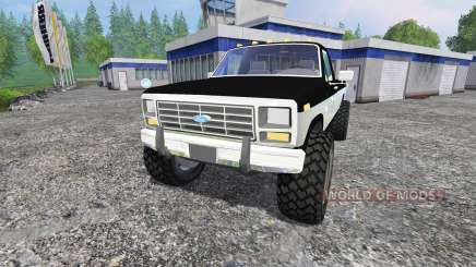 Ford F-250 XLT for Farming Simulator 2015
