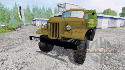 ZIL-157К for Farming Simulator 2015