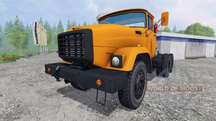ZIL-Э133ВЯТ 1982 for Farming Simulator 2015