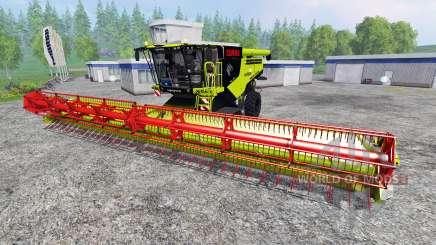 CLAAS Lexion 795 v1.2 for Farming Simulator 2015