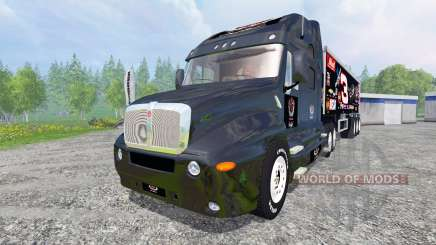 Kenworth T2000 for Farming Simulator 2015