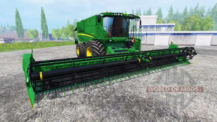 John Deere S 690i for Farming Simulator 2015