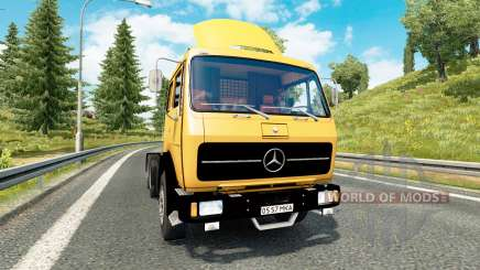 Mercedes-Benz 1632 v2.0 for Euro Truck Simulator 2