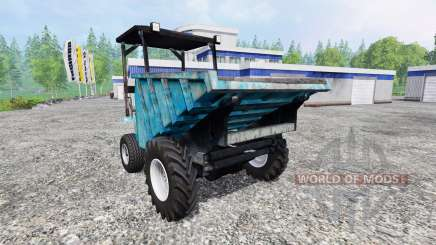 Mini dumper for Farming Simulator 2015