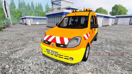 Renault Kangoo [dir sud-ouest] v2.0 for Farming Simulator 2015