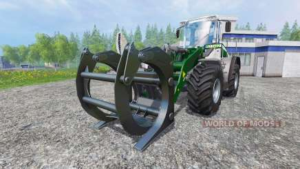 Liebherr L538 [green] for Farming Simulator 2015