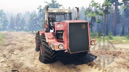 K-710 Kirovets v4.0 for Spin Tires