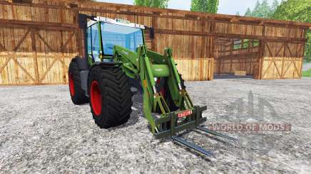 Fendt Xylon 524 v4.0 for Farming Simulator 2015
