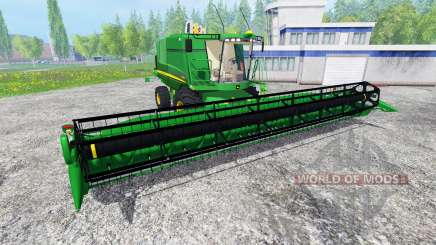 John Deere T670i for Farming Simulator 2015