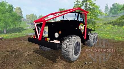 Ural-375 Vita-Cola for Farming Simulator 2015