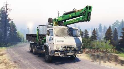 KamAZ-53212 v3.0 for Spin Tires