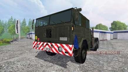 FAUN L 1212-45 VSA 6x6 for Farming Simulator 2015