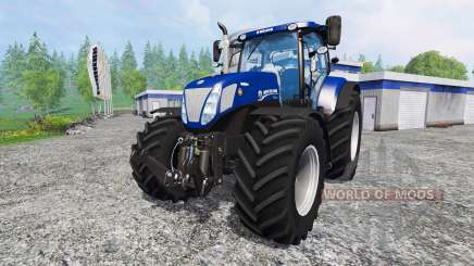 New Holland T7.270 v1.1 for Farming Simulator 2015