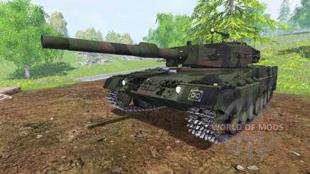Leopard 2A4 for Farming Simulator 2015