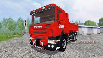 Scania P420 [dumper] for Farming Simulator 2015
