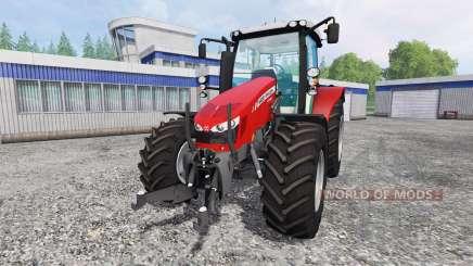 Massey Ferguson 5712 for Farming Simulator 2015