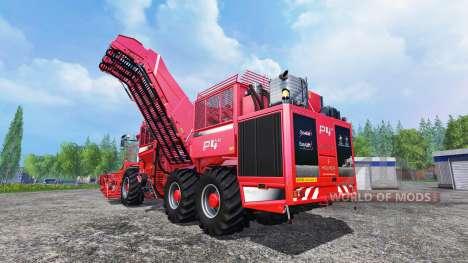 Holmer Terra Dos T4-40 [potato] for Farming Simulator 2015