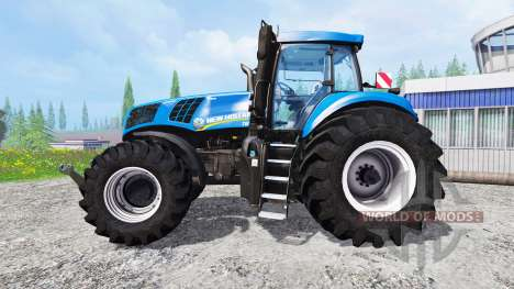 New Holland T8.320 v1.1 for Farming Simulator 2015