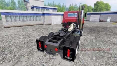 International TranStar II v1.2 for Farming Simulator 2015
