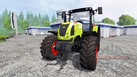 CLAAS Arion 620 [washable] for Farming Simulator 2015