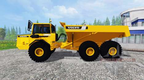 Volvo BM A25C 6x6 [final] for Farming Simulator 2015
