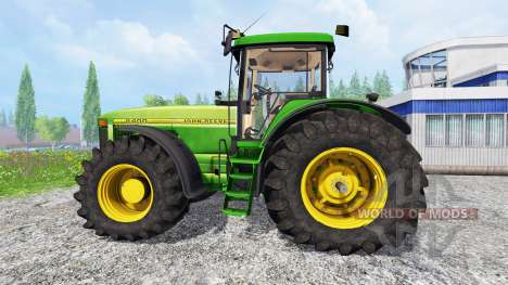 John Deere 8400 for Farming Simulator 2015