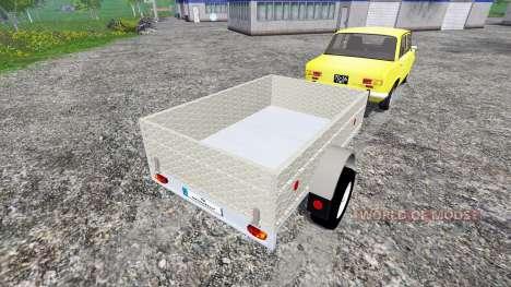 VAZ-2101 v2.0 for Farming Simulator 2015