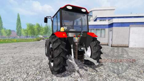 Tumosan 8105 v2.0 for Farming Simulator 2015