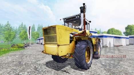 RABA Steiger 245 [csabacsud] for Farming Simulator 2015