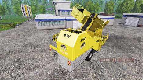 ROPA Keiler 2 for Farming Simulator 2015