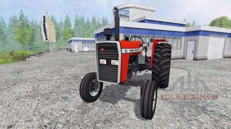Massey Ferguson 265 v2.0 for Farming Simulator 2015