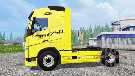 Volvo FH16 for Farming Simulator 2015