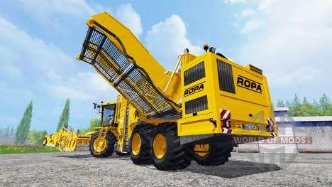 ROPA euro-Tiger V8-3 XL v2.1 for Farming Simulator 2015