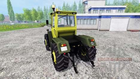 Mercedes-Benz Trac 900 Turbo for Farming Simulator 2015