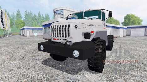 Ural-44202-0311-72M for Farming Simulator 2015