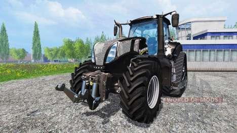 New Holland T8.320 Black Beauty v1.1 for Farming Simulator 2015