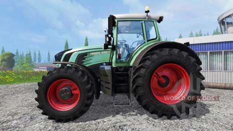 Fendt 939 Vario S4 for Farming Simulator 2015
