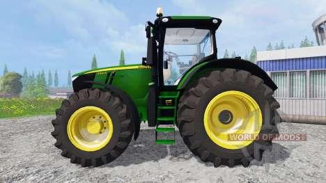 John Deere 7310R v4.0 for Farming Simulator 2015