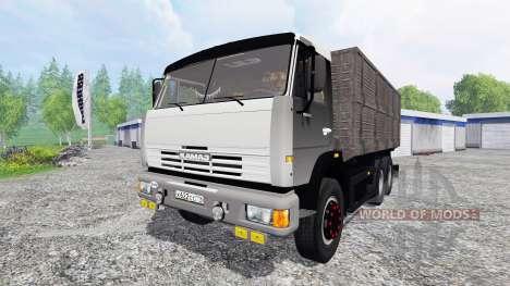 KamAZ-45143 for Farming Simulator 2015