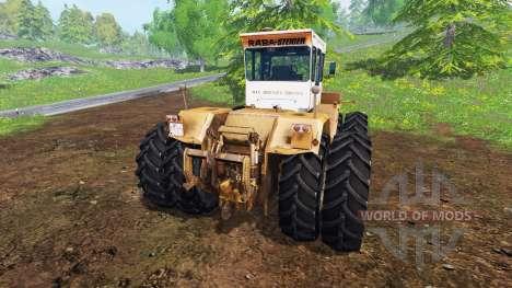 RABA Steiger 250 v3.0 for Farming Simulator 2015