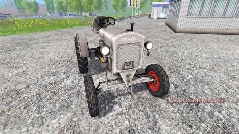 Fahr F22 for Farming Simulator 2015