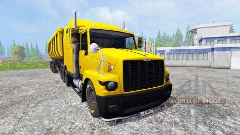 GAS Titanium v4.0 for Farming Simulator 2015