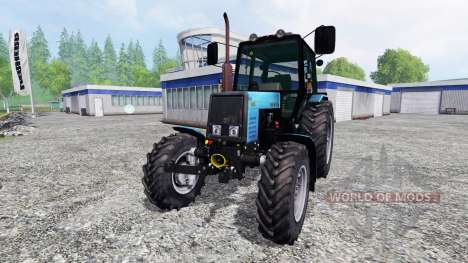 MTZ-1025 for Farming Simulator 2015
