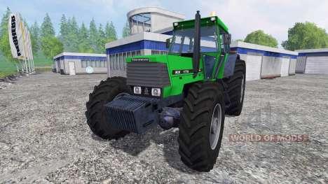 Torpedo RX 170 for Farming Simulator 2015