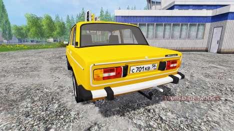 VAZ-2106 for Farming Simulator 2015