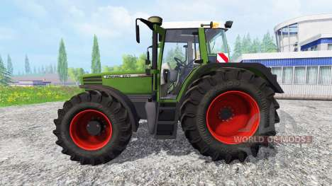 Fendt Favorit 512 v2.0 for Farming Simulator 2015