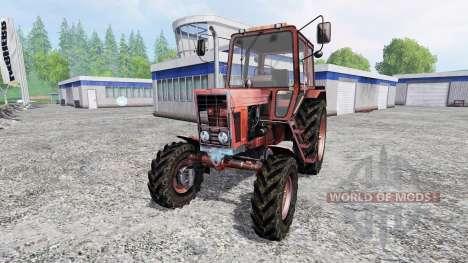 MTZ-82 v3.0 for Farming Simulator 2015