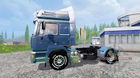 MAN F2000 19.603 FLS v1.1 for Farming Simulator 2015