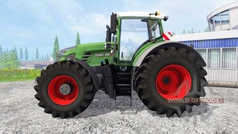 Fendt 939 Vario for Farming Simulator 2015